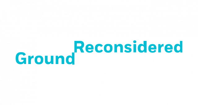 Ground Reconsidered